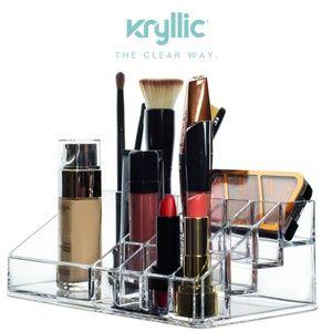 Acrylic Makeup Organizer Jewelry Storage